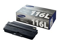 Samsung MLT-D116L/ELS, Black Toner High Yield 3000