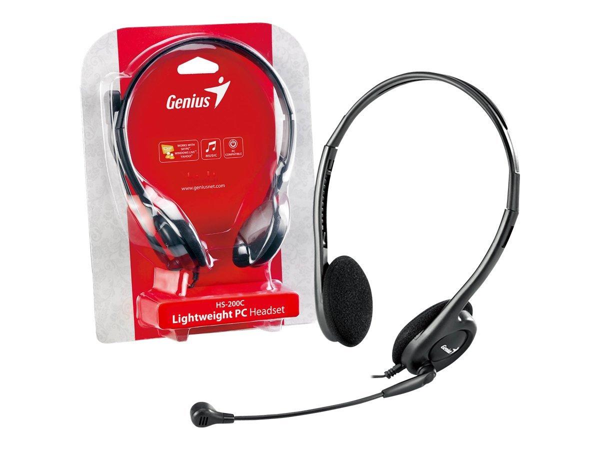 Genius HS-200C - casque
