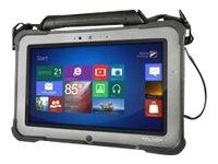 "Xplore Bobcat - Tablet - Atom E3845 / 1.91 GHz - Win 7 Pro - 4 GB RAM - 128 GB SSD - 10.1"" IPS touchscreen 1366 x 768 - Wi-Fi - rugged"