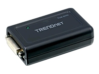 TRENDnet TU2-DVIV Ekstern videoadapter USB 2.0