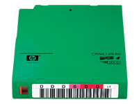 HPE Ultrium Non-Custom Labeled Data Cartridge - LTO Ultrium x 20 - 800 Go - support de stockage