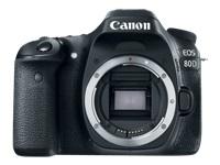 Canon EOS 80D - appareil photo numérique - corps uniquement