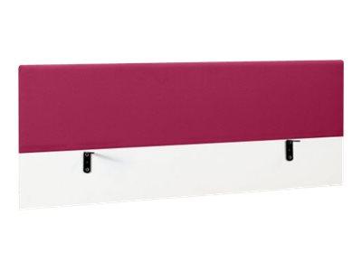 Gautier office YES - Écran de séparation de bureau en tissu - 120 cm - disponible en différentes dimensions et différents coloris