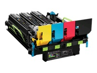 Lexmark - Yellow, cyan, magenta - printer imaging kit LCCP - for Lexmark CS720, CS725, CS727, CS728, CX725, CX727