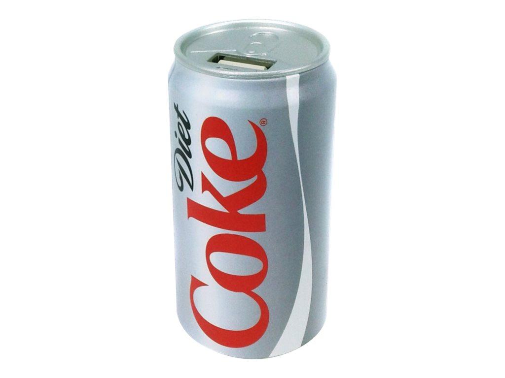 Urban Factory Coca-Cola Light - banque d'alimentation