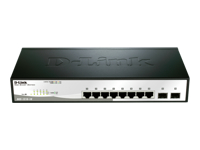 D-Link Switchs 10/100 DGS-1210-10