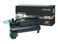 Lexmark Cartouches toner laser C792X1CG