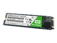 WD Green PC SSD WDS240G1G0B - Unidad en estado sólido - 240 GB