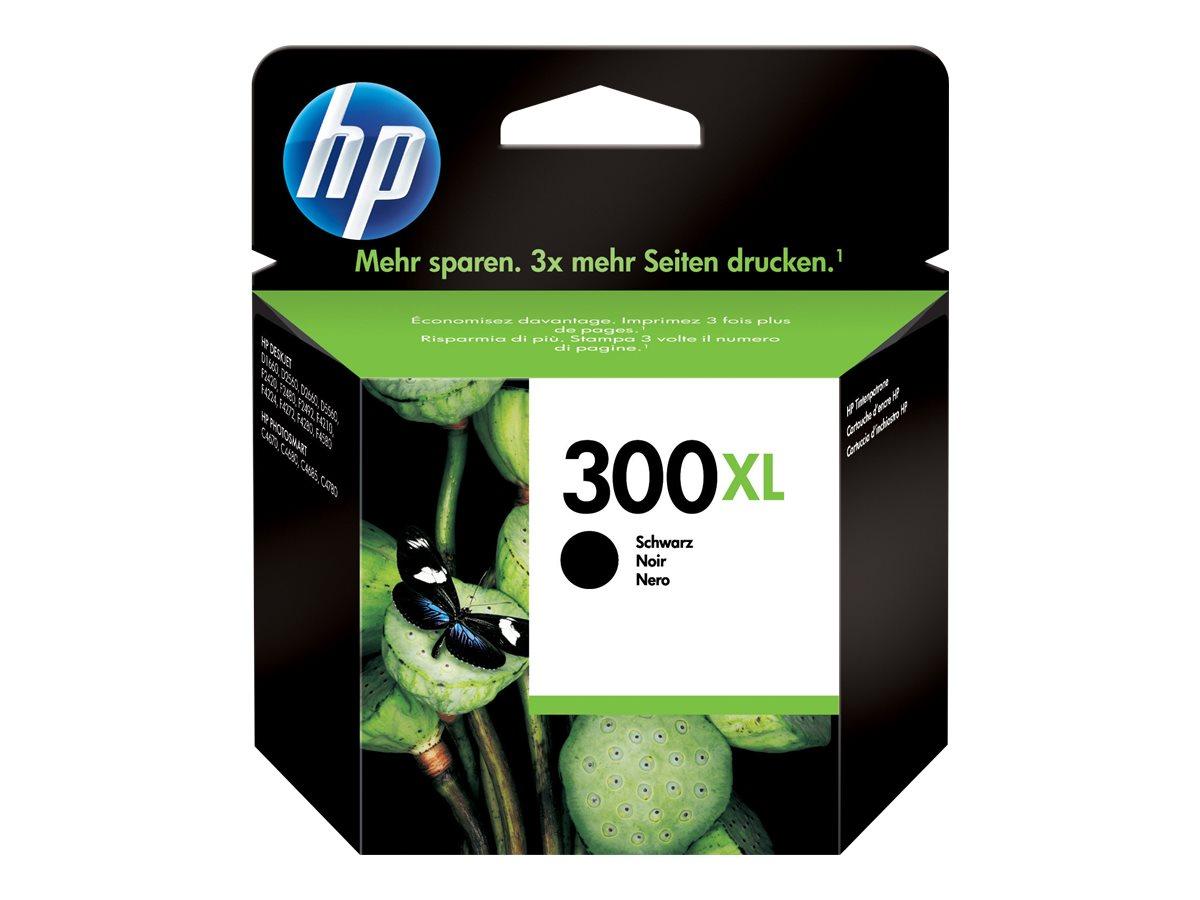 HP 300XL - à rendement élevé - noire - originale - cartouche d'encre