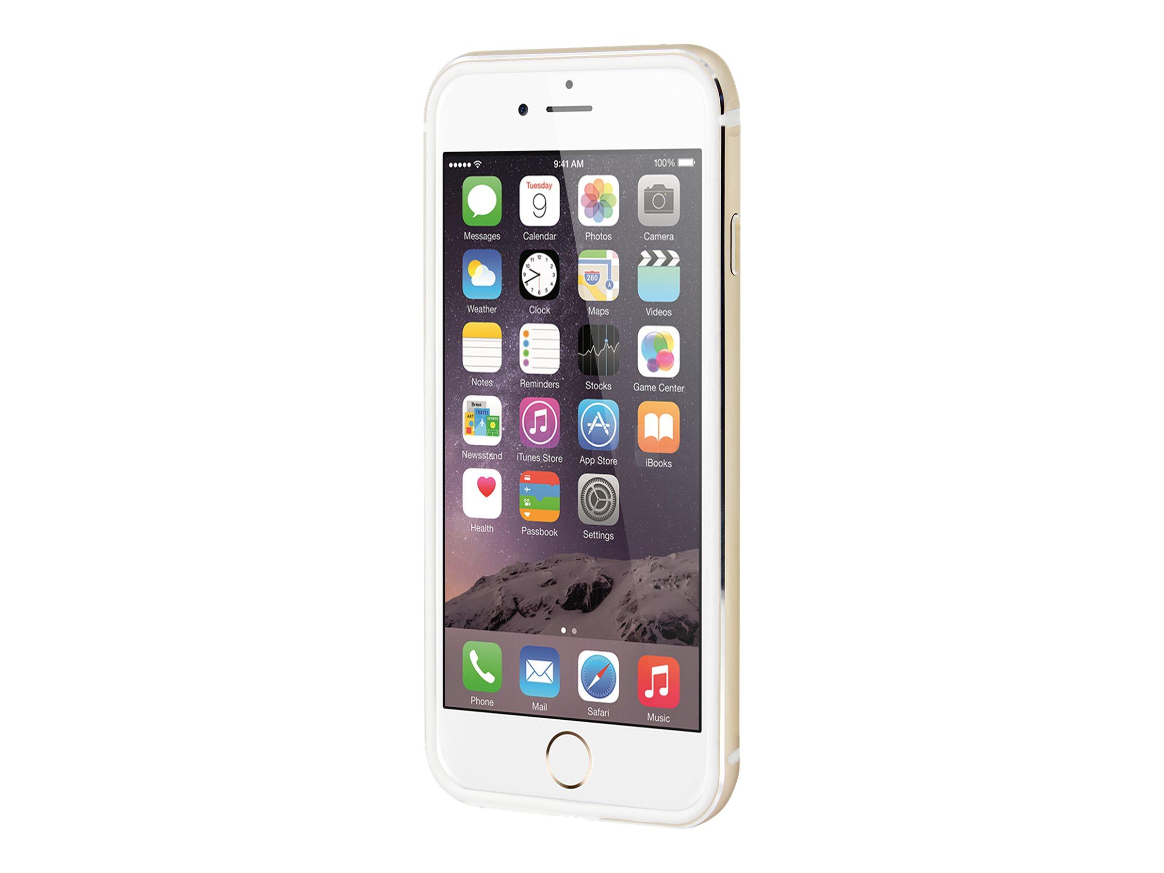 Muvit - coque pare-chocs pour iPhone 6 Plus, 6s Plus - or