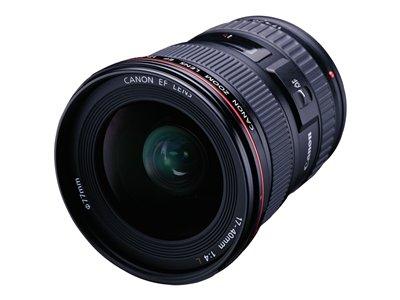 Canon EF - Čočky se širokoúhlým zaostřením - 17 mm - 40 mm - f/4.0 L USM - Canon EF