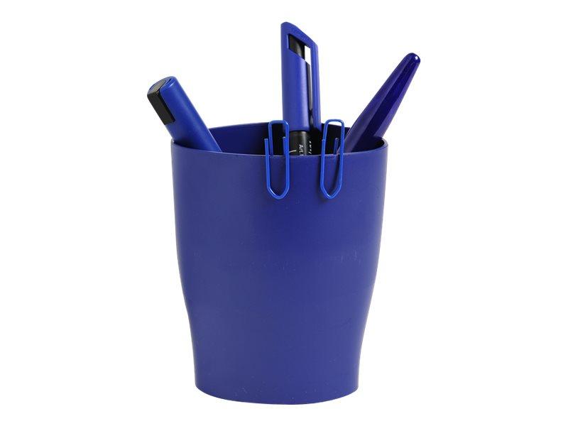Exacompta ECOPen - Pot à crayons - différents coloris