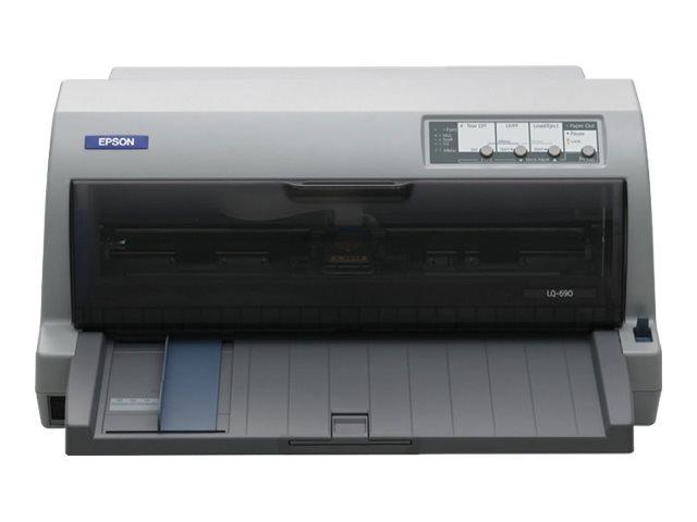 Image of Epson LQ 690 - printer - monochrome - dot-matrix