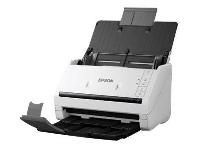 Epson WorkForce DS-770 - Skener dokumentů - Duplex - A4 - 600 dpi x 600 dpi - až 45 stran za min. (ČB) / až 45 stran za min. (barevný) - ADF (100 listy) - až 5000 skenů denně - USB 3.0