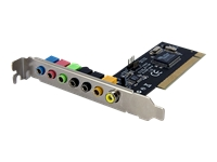 StarTech.com 7.1 Channel PCI Digital Surround Sound Adapter Card