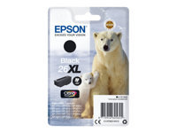 Epson 26XL 12.2 ml XL sort original blister blækpatron