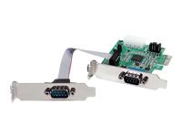 StarTech.com Cartes PEX2S952LP