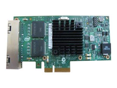 INTEL I350 QP ADAPTADOR DE RED PCIE GIGABIT ETHERN
