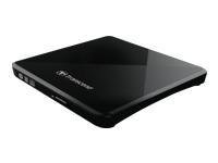 Transcend 8X DVDS-K Disk drev DVD±RW (±R DL) / DVD-RAM 8x/8x/5x