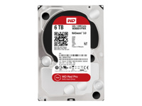 WD Red Pro NAS Hard Drive WD6001FFWX - disque dur - 6 To - SATA 6Gb/s