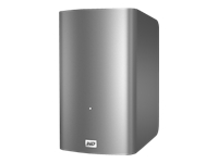 WD My Book Thunderbolt Duo WDBUSK0080JSL