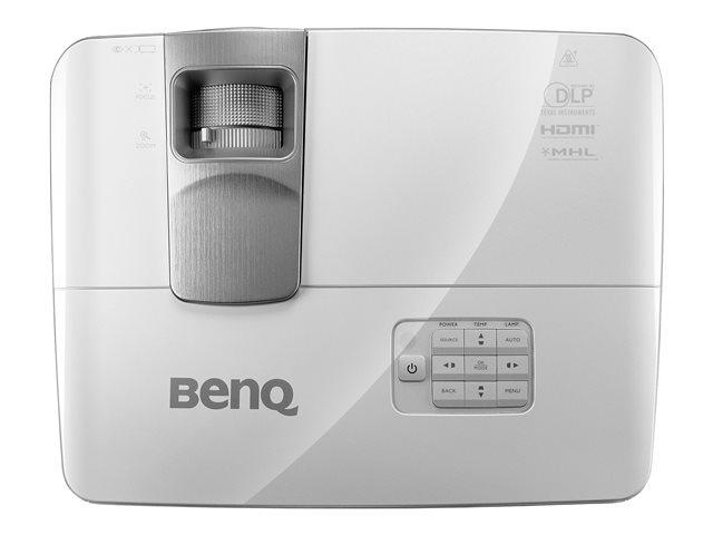 9h J9j77 17e Benq W1080st Dlp Projector Portable