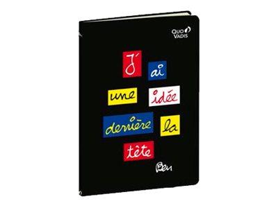 Quo Vadis Ben 21 - Cahier - 96 pages - ivoires - ligné