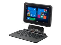 """Panasonic Toughpad FZ-Q2 - Tablet - with detachable keyboard - Core m5 6Y57 / 1.1 GHz - Win 10 Pro - 8 GB RAM - 256 GB SSD - 12.5"""" touchscreen 1920 x 1080 (Full HD) - HD Graphics - with Toughbook Preferred"""
