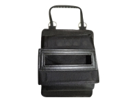 Brother Dual carrying case with Otterbox Defender - Printer carrying case - for RuggedJet RJ-4230B, RJ-4230BL, RJ-4250WB, RJ-4250WBL