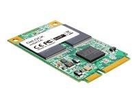 MiniPCIe mSATA 6 Gb/s flash module 16 GB, MiniPCIe mSATA 6 Gb/s