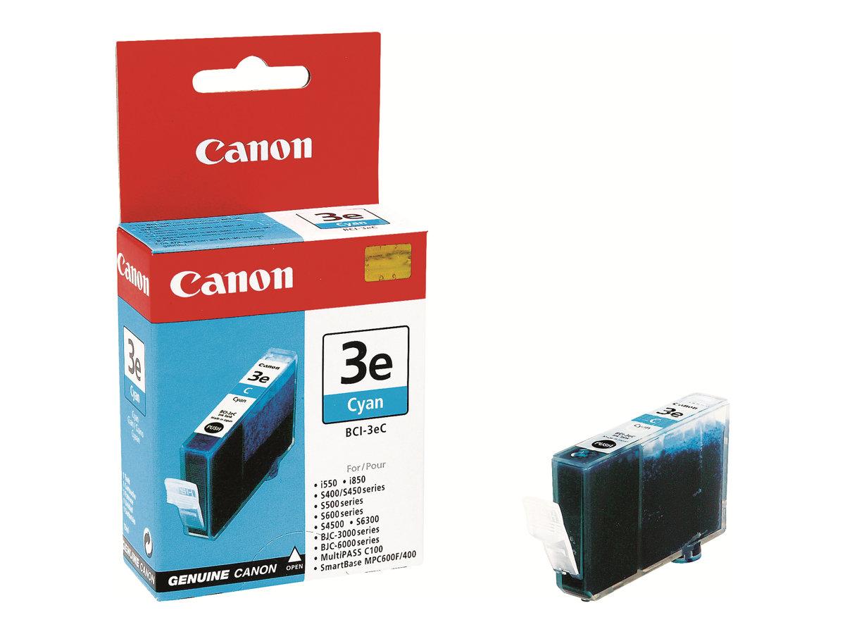 Canon BCI-3EC - cyan - originale - réservoir d'encre