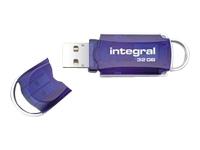 Integral Europe Cl�s USB INFD32GBCOU