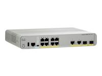 Cisco Catalyst 2960CX-8TC-L - commutateur - 8 ports - Géré - Montable sur rack