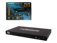 MCL Samar Boîtiers de partage MP-HDMI3D/8