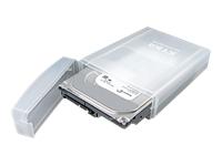 RaidSonic ICY BOX IB-AC602a Beskyttende etui til harddisk gennemsigtig