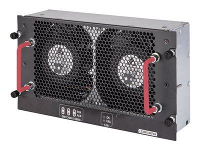 HPE - Panel ventilátoru pro síové zařízení - 1.8 cm