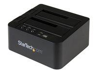 StarTech.com Hard Disk Drive Duplicator Dock Hard drive du
