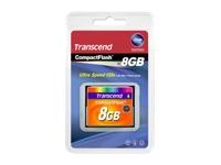 Transcend Cartes Flash TS8GCF133