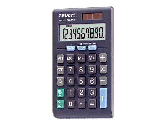Truly 285 - calculatrice de poche