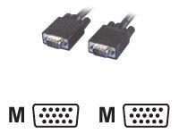 MCL Samar - Câble VGA - HD- 15 (M) pour HD- 15 (M) - 2 m - Sachet