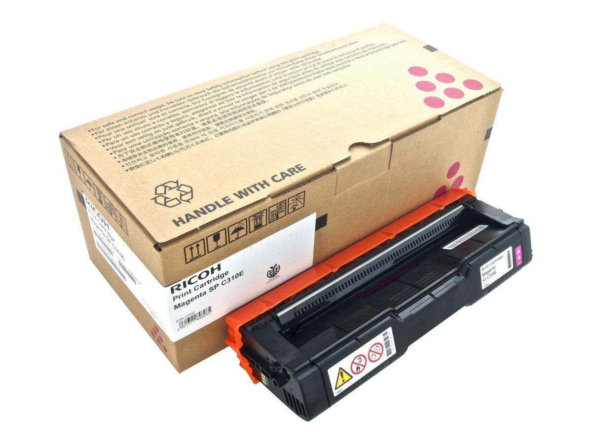 Ricoh - Magenta - original - cartouche de toner - 406350