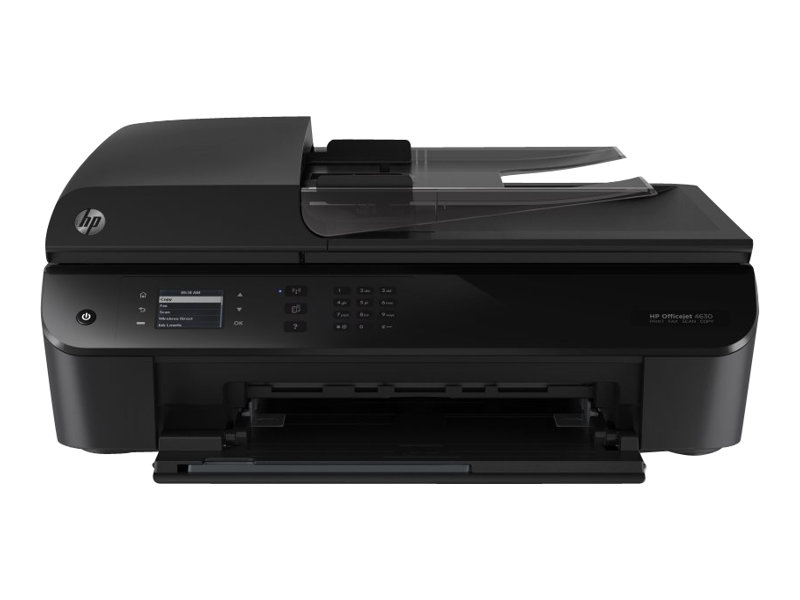 hp officejet 4632 e all in one imprimante multifonctions couleur imprimantes jet d 39 encre. Black Bedroom Furniture Sets. Home Design Ideas