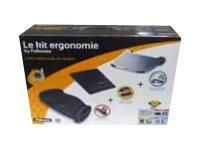 Fellowes KIT ERGONOMIE - repose-pied