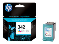HP No. 342 Tri-colour Inkjet Cartridge (5 ml), HP No. 342 Tri-c
