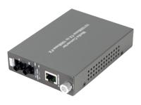 Generic - convertisseur de média à fibre optique - Ethernet, Fast Ethernet