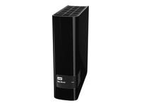 WD My Book WDBFJK0040HBK Harddisk 4 TB ekstern (stationær) USB 3.0