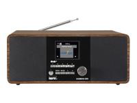 TELESTAR DABMAN i200 Netværksaudioafspiller 20 Watt (Total) træ