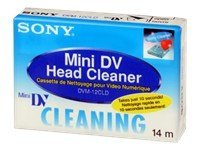 Sony Dry Cleaning Cassette For Mini Dvc