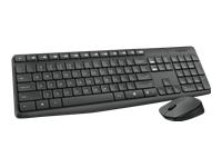 Logitech MK235 - ensemble clavier et souris - français