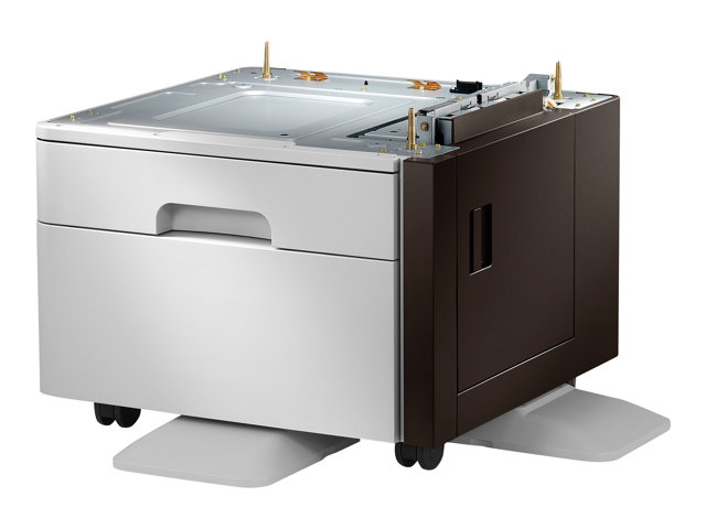 Image of Samsung CLX-DSK20M - printer stand paper drawer with cabinet - 520 sheets